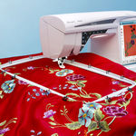 Husqvarna Viking Designer Diamond deLuxe Sewing & Embroidery Machine