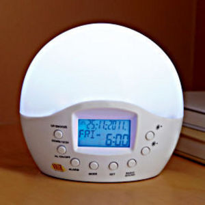 GAIAM - Sun Alarm Relaxation Clock