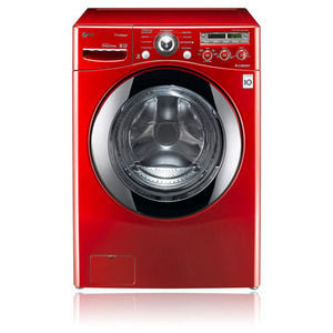 LG Front Load WM2450HRA Washer