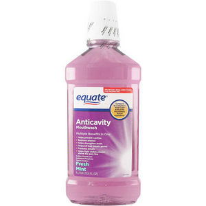 Equate Anticavity Mouthwash