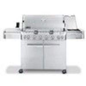 Weber-Stephen Products S-650 (LP) Propane Grill