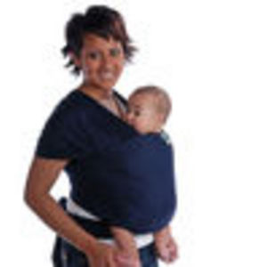 Moby Wrap Navy Baby Sling/Wrap