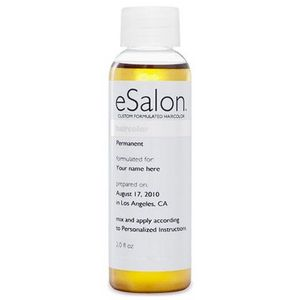 eSalon Custom Formulated Haircolor