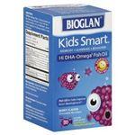 Bioglan Kids Smart Hi DHA-Omega 3 Fish Oil
