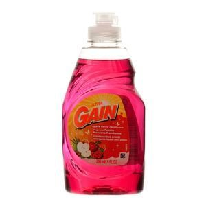 Gain Dishwashing Liquid, Apple Berry Twist Scent