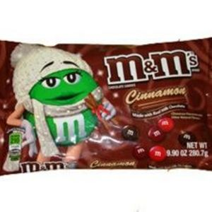 M&M's - Cinnamon