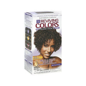 Dark & Lovely Reviving Colors Semi-Permanent Haircolor