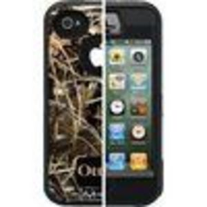 Otterbox APL2-I4SUN-H5-E4RT1 Defender Realtree Series Hybrid Case & Holster for iPhone 4 & 4S - Ret...