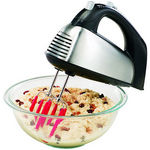 Hamilton Beach SoftScrape 6-Speed Hand Mixer