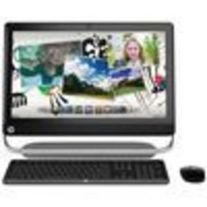 Hewlett Packard TouchSmart 520-1020 (5201020PC) 23 in. PC Desktop