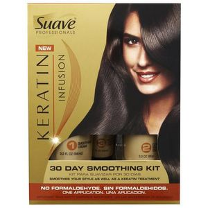 Suave Professionals Keratin Infusion 30 Day Smoothing Kit