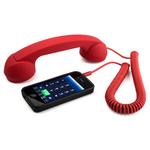 Native - Union Moshi Retro POP Handset for iPhone, iPad, iPod, and Android Phones