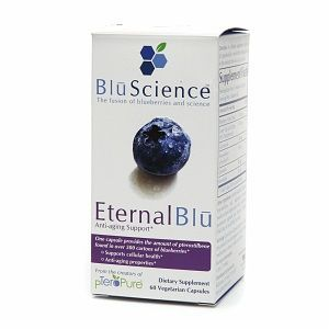 BluScience EternalBlu Anti-Aging Supplements