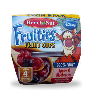 Beech-Nut Fruities Apples & Blueberries