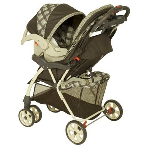 Baby Trend Venture LX Travel System Stroller
