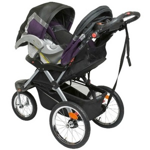 Baby Trend Expedition ELX Travel System Jogger TJ93701 / TJ93003 ...