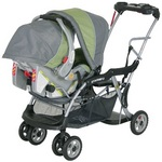 Baby Trend Sit N Stand Travel System