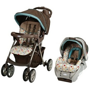 Graco Spree Travel System Stroller