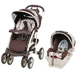 Graco Quattro Tour Deluxe Travel System Stroller