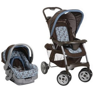 Safety 1st Jaunt Travel System Stroller