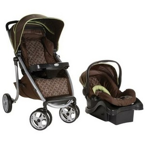 Safety 1st AeroLite Travel System Stroller