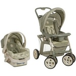 Safety 1st Disney ProPack LX Travel System Stroller