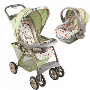 Safety 1st PlaySafe Travel System Stroller