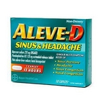 Aleve-D Sinus & Headache Caplets