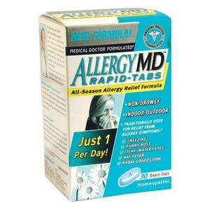 AllergyMD Rapid Tabs