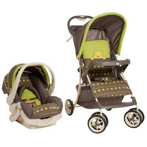 Cosco Disney Sprinter Travel System Stroller