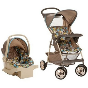 Cosco Commuter Travel System Stroller