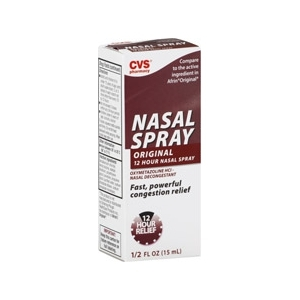 CVS Nasal Spray Original