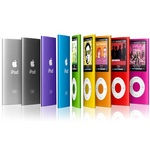 Apple iPod Nano 4th Generation MP3 Player
