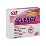 CVS Allergy Capsules
