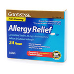 Good Sense Non-drowsy Allergy Relief Loratadine Tablets