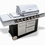 Jenn-Air 720-0709 Gas Grill