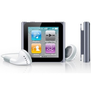 Apple iPod Nano 6th Generation MP3 Player