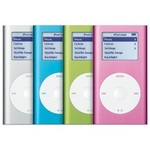 Apple - iPod Mini 1st Generation MP3 Player