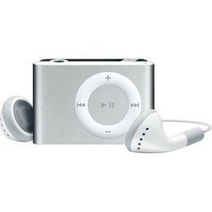 Apple iPod Shuffle 2nd Generation MP3 Player
