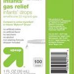 up & up Infants' Gas Relief Drops