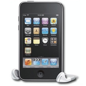 Apple iPod Touch 2nd Generation MP3 Player