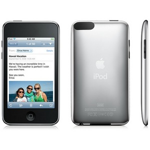 Apple iPod Touch 3rd Generation MP3 Player