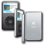 Apple iPod Classic 6th Generation MP3 Player