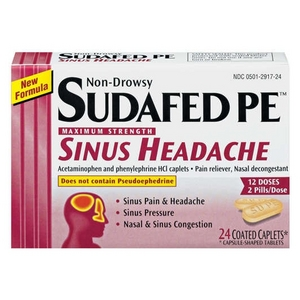 Best sinus meds