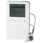 Apple iPod Classic 3rd Generation MP3 Player