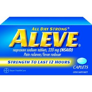 Aleve All Day Strong Pain Reliever/Fever Reducer