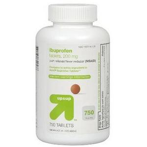 up & up Ibuprofen Pain Reliever/Fever Reducer