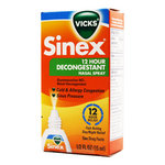 Vicks Sinex 12 Hour Decongestant Nasal Spray