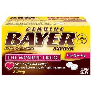 Bayer Genuine Aspirin