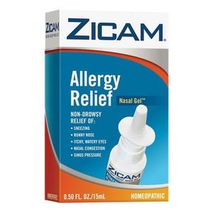 Zicam Allergy Relief Nasal Gel